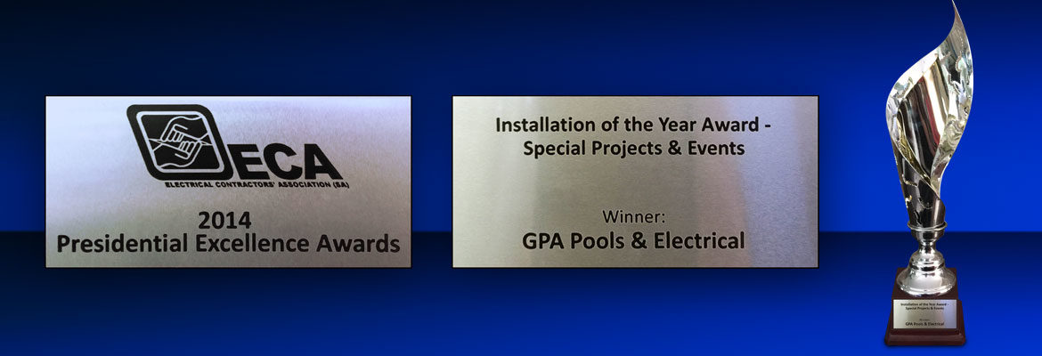 Event Power - GPA Electric Presidential Excellence Awards