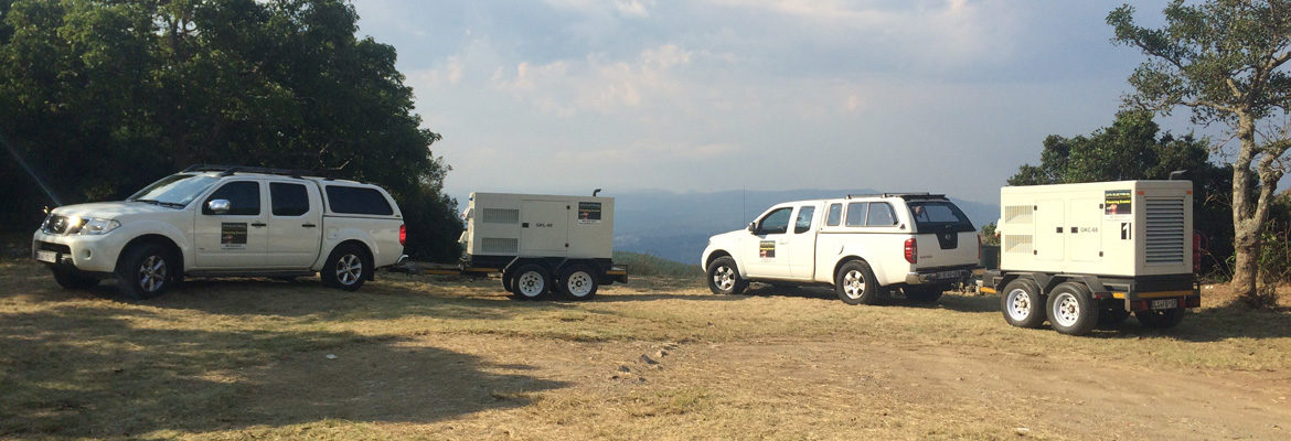 Event Power - GPA Electric - Mobile generators on the move